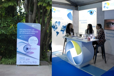 NTC Pharma España moves the first steps in the world of Ophthalmology in Spain